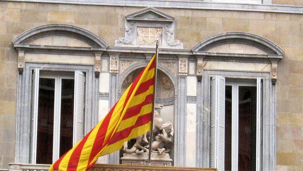 Balcó del Palau de la Generalitat / Carquinyol