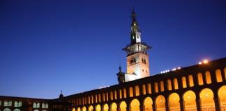 Damascus, Umayyad Mosque / Arian Zwegers