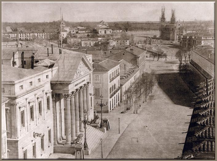 Congreso de los Diputados (Madrid, 1853)  / Recuerdos de Pandora
