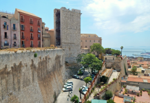 Muralles Càller i torre de l'Elefant