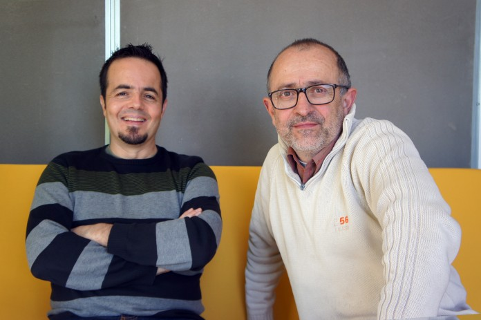 Ximo i Germán Machi