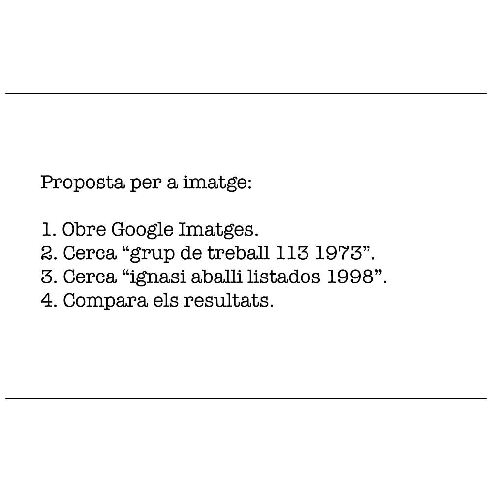 Proposta per a imatge. Sota llicència CC BY-SA 3.0.Proposta per a imatge. Sota llicència CC BY-SA 3.0.