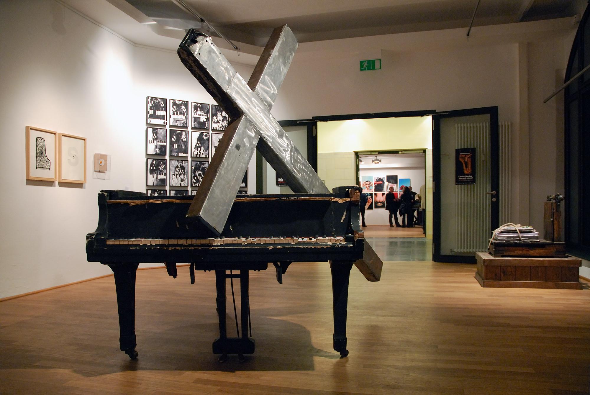 Exhibition in Instituto Cervantes Berlin