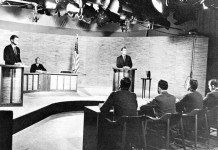 The Kennedy-Nixon debate in 1960 / Dave Winer