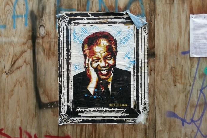 Mandela / Olatz eta Leire