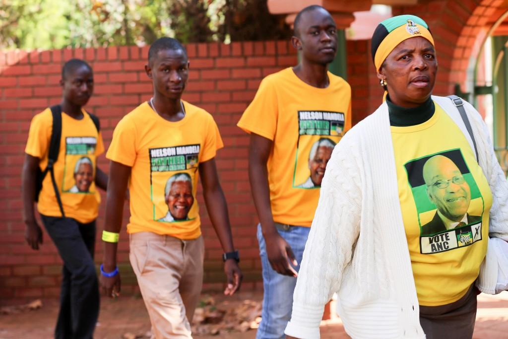 Vice-presidente Michel Temer prestigia a posse do presidente Jacob Zuma na África do Sul / Michel Temer