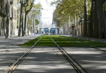 Barcelona Trams / Andy Mitchell