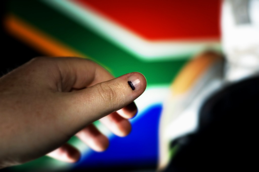 Hope you voted... / Darryn van der Walt