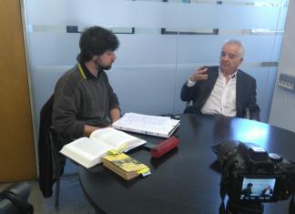 Jordi Vives entrevista Borja de Riquer
