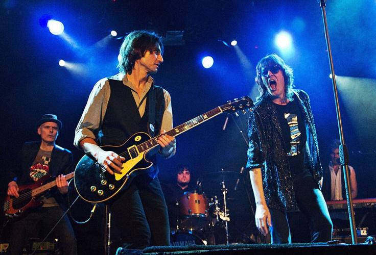El grup Smoking Stones a un dels seus concerts –foto: Facebook Smoking Stones