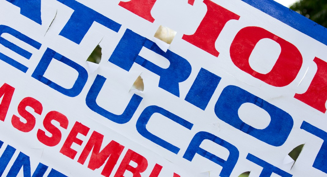 Election Banner / Andrew Moore
