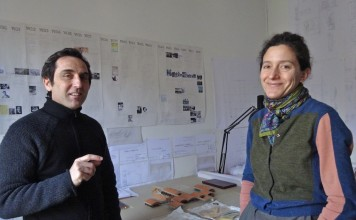 Ricardo Flores i Eva Prats / Gabriela Zea