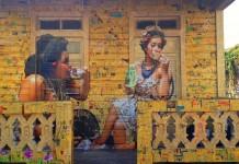 Graffiti / Juan Cristobal Zulueta