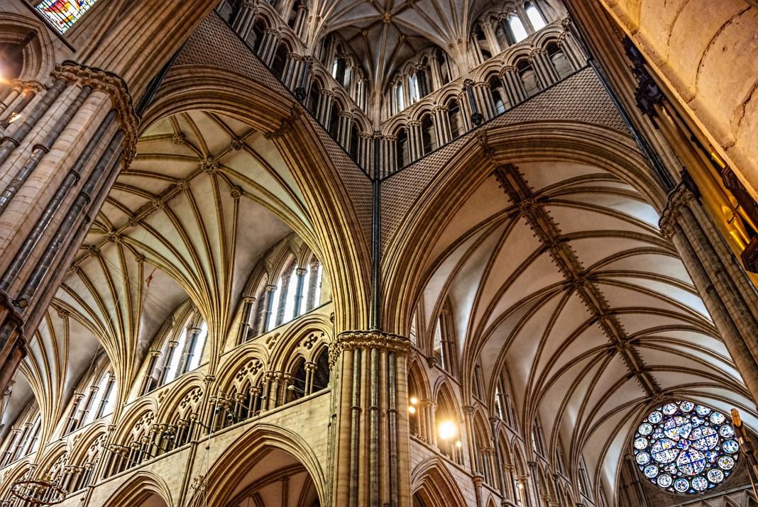 Lincoln cathedral / Gary Ullah