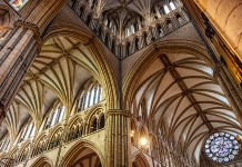 Lincoln cathedral / Gary Ullah
