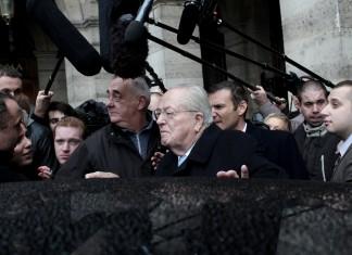 Jean-Marie Le Pen / Mathias Destal