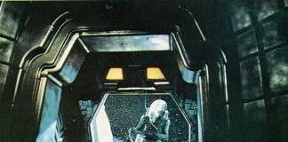 L'Alien expulsat del Nostromo.