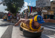 Surfea, Caracas marzo 2014 : Julio César Mesa