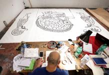Making of d'Ultraorbism 2015 Foto de Carles Rodríguez