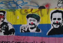 Raul Reyes, Manuel Marulanda and Ivan Rios - Farc Leaders / Bixentro
