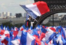 Nicolas Sarkozy, le 1er mai, Place du Trocadero / Nicolas Sarkozy Flickr