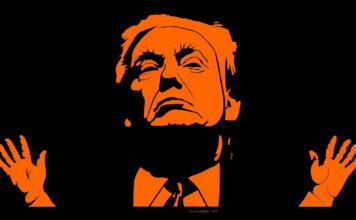Donald Trump - This BIG! / DonkeyHotey