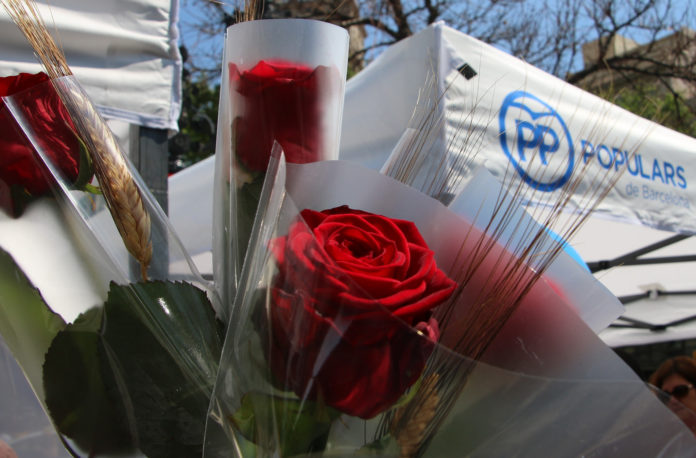 Sant Jordi / Partit Popular Català