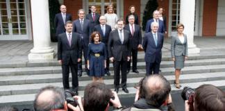 Gobierno de la XII Legislatura / La Moncloa - Gobierno de España