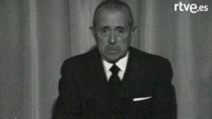 Franco murió por telepatía