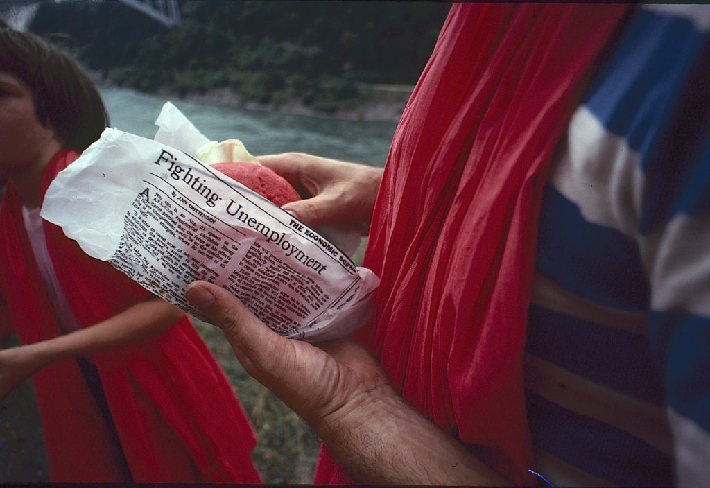 Labor Day Festa, 1977, Antoni Miralda ©fotogràfic D. Domken