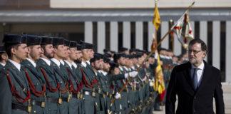Rajoy inaugura la nueva Academia de Oficiales de la Guardia Civil en Aranjuez / La Moncloa