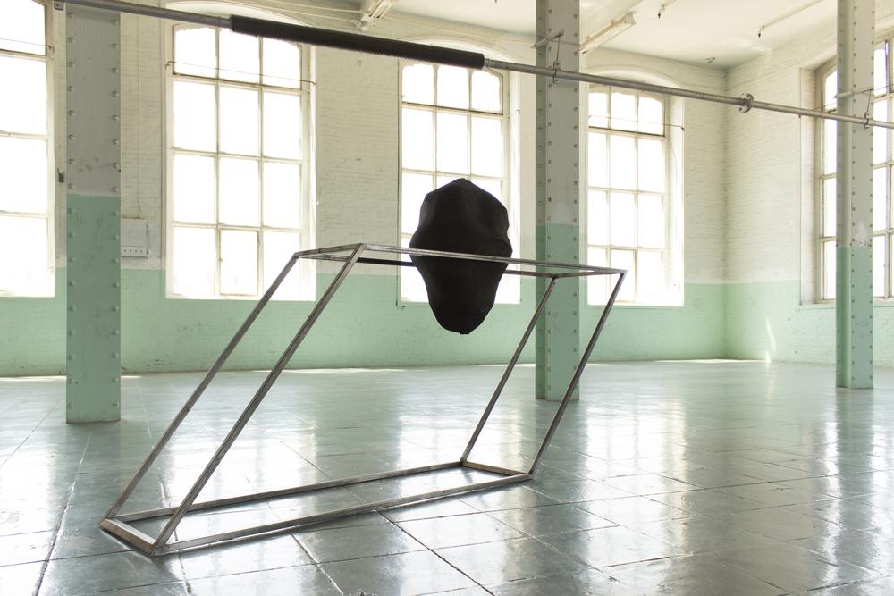 A Drift (2016), exposada al Centre d'Art Fabra i Coats.