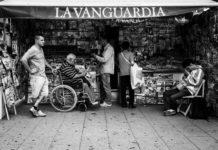 La Vanguardia, Barcelona | Octubre 2014 / Raúl González