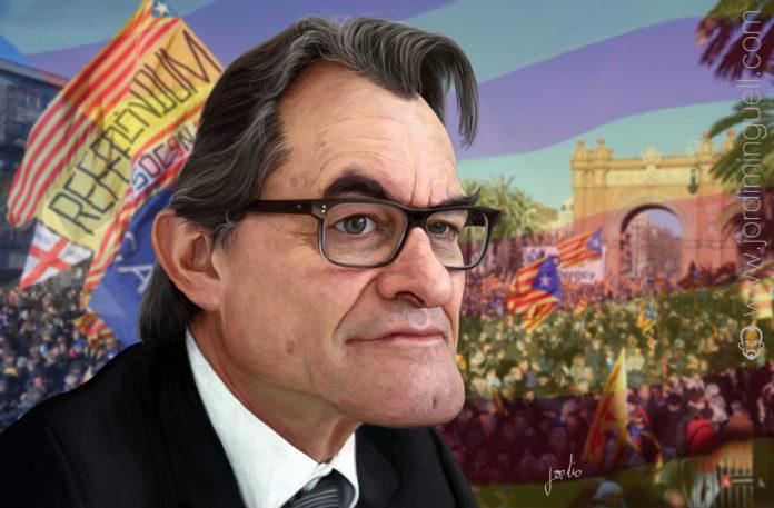 Artur Mas / jordiminguell.com