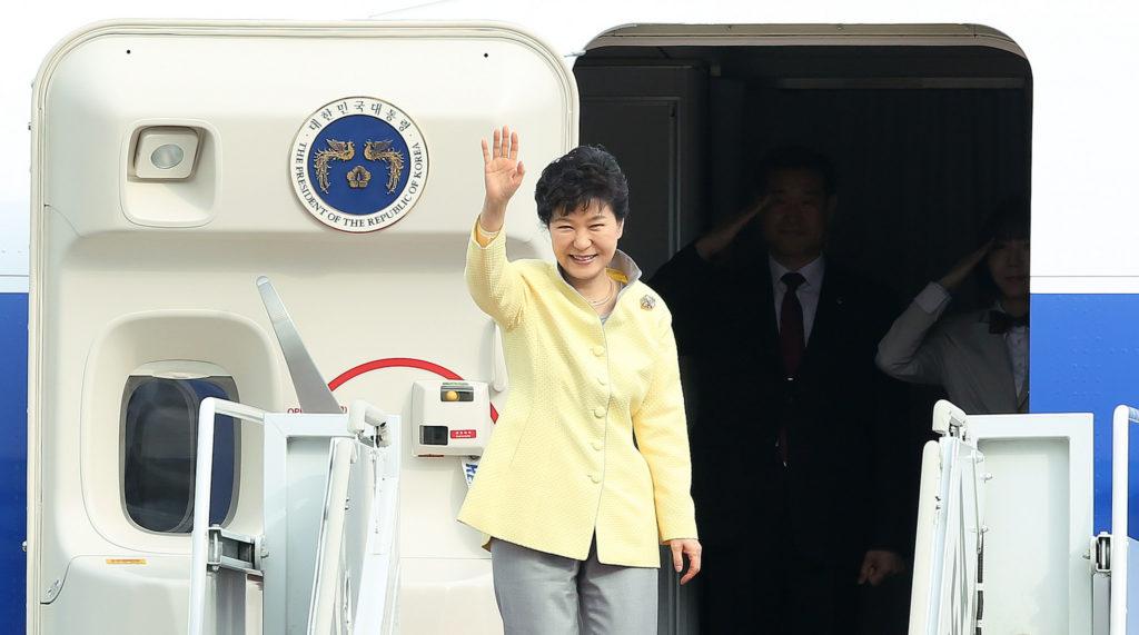 L'expresidenta de Corea del Sud, Park Geun-hye, en una fotografia d'arxiu. FLICKR
