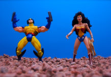 Wolverine vs. Wonder Woman (84/365) / JD Hancock