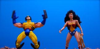 Wolverine vs. Wonder Woman (84/365) / JD Hancock