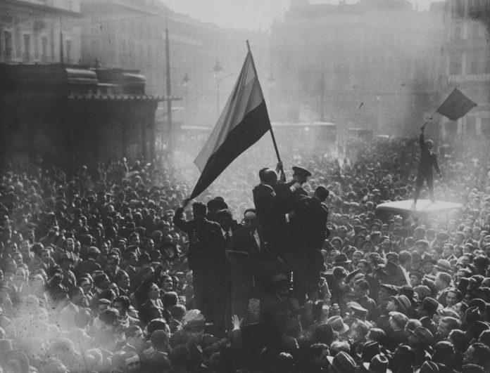 14 d'abril de 1931: proclamció de la II República Espanyola