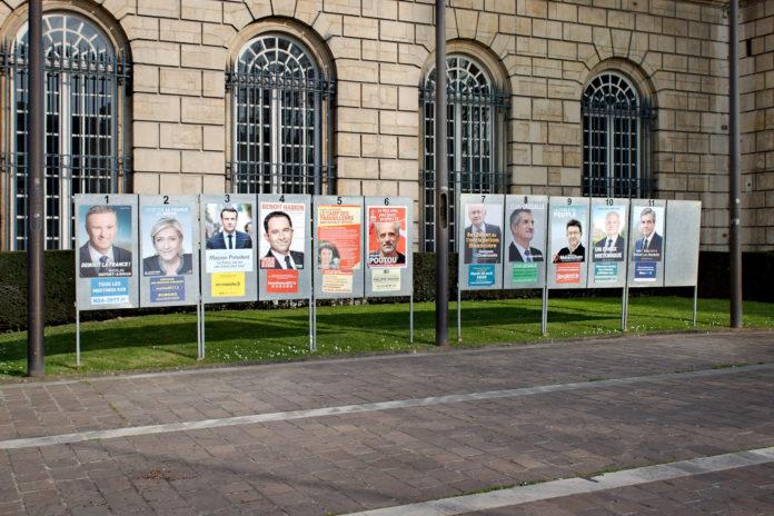 Élections présidentielles française de 2017 / Frédéric BISSON