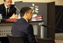 El president del FC Barcelona, Josep Maria Bartomeu, declara com a demandant en el judici per l'acció de responsabilitat contra la junta directiva de Joan Laporta / ACN