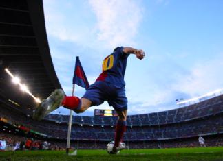 Leo Messi / Tsutomu Takasu