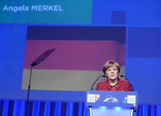 Angela Merkel / European People's Party