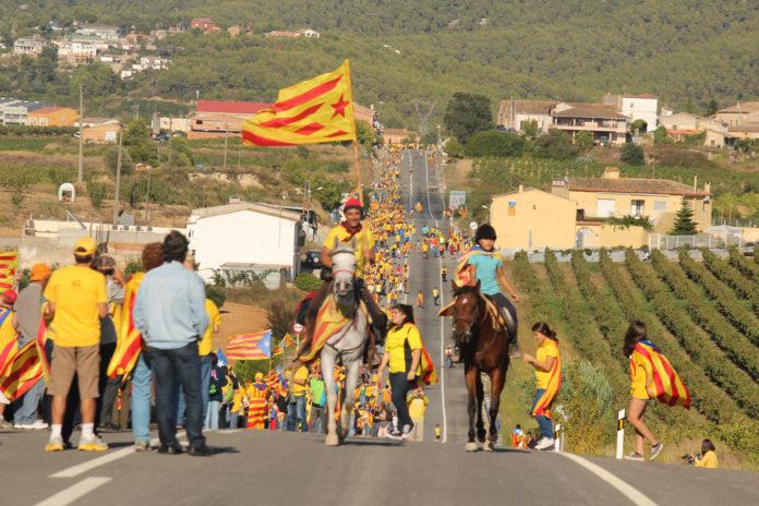 Via Catalana / Joan Campderrós-i-Canas