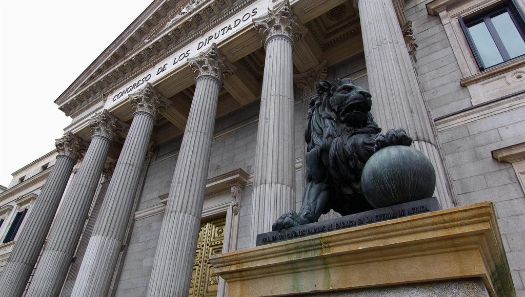Congreso de los Diputados, Madrid / Roy Luck