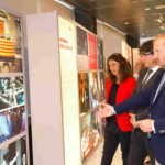 Inauguració exposició Tarradellas Can Serra / Comunicació Diputació de Barcelona