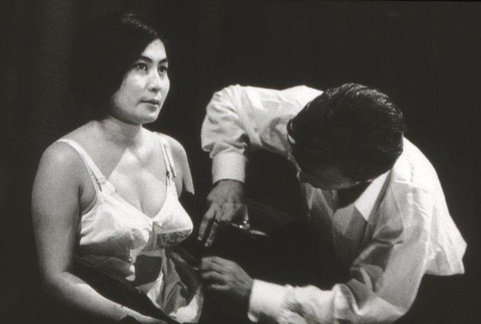 Yoko Ono | Cut Piece