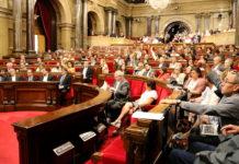 Sessió al Parlament / Rafa Garrido