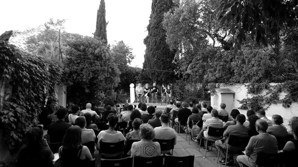 Un acte presentació de Jornada / @laiaaltarriba
