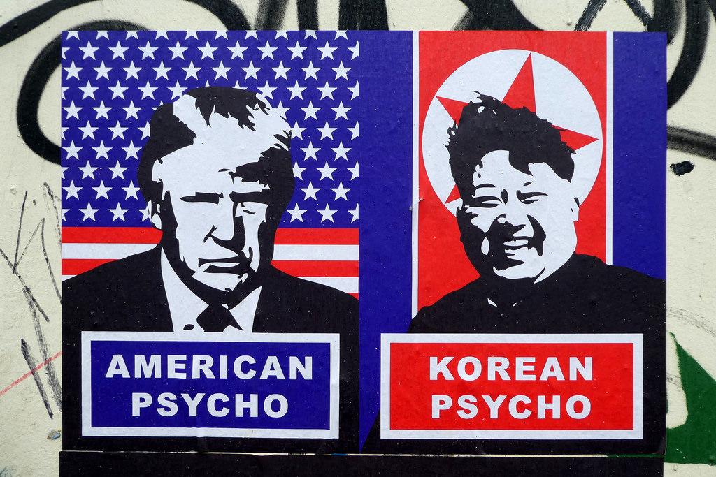 Kim Jong Un i Donald Trump / Flickr