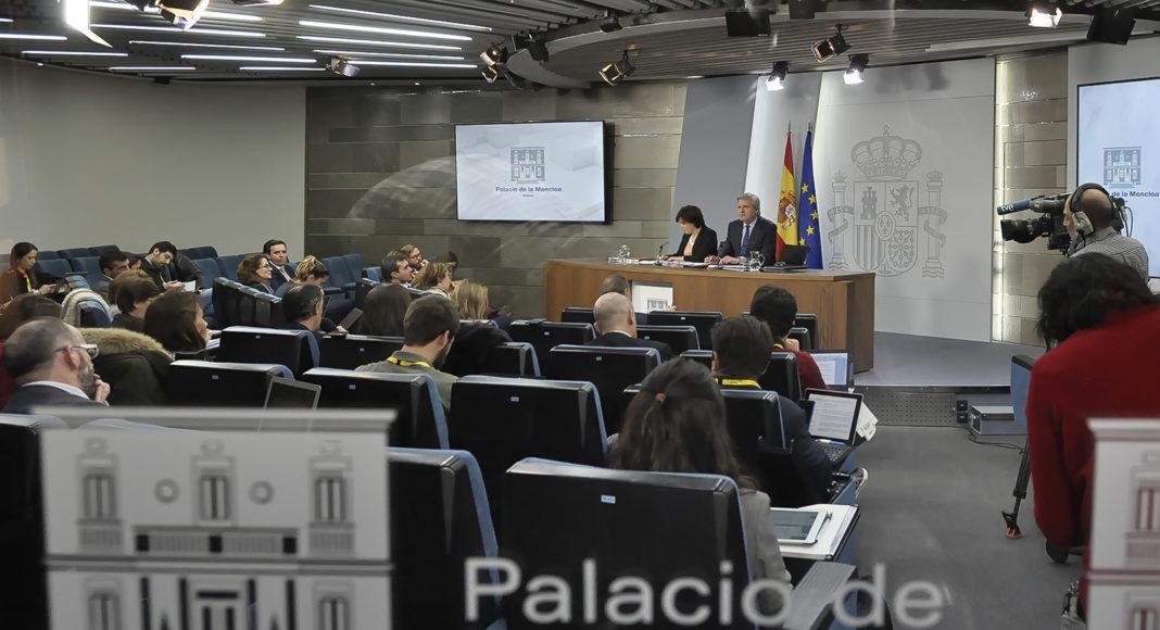 Consejo de Ministros / La Moncloa